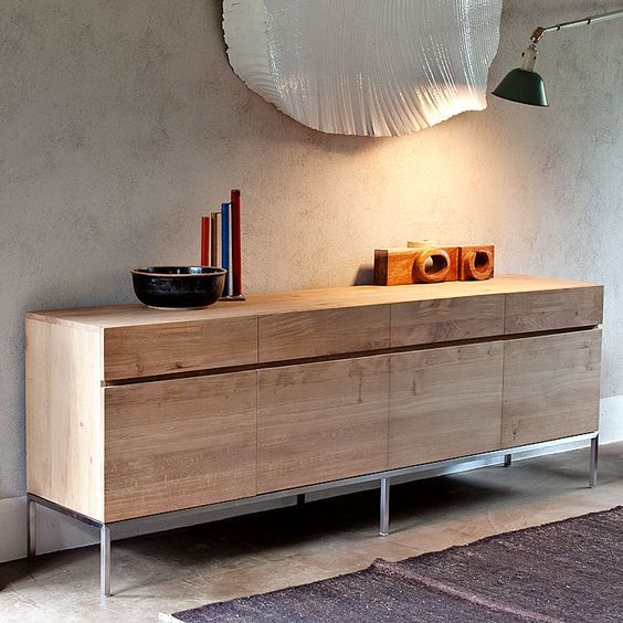 How to rock Your Dining Room with Modern Sideboard Inspirations ...