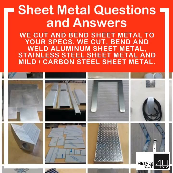 Sheet Metal Questions And Answers Video Aluminum Sheet Metal Steel Sheet Metal Stainless Steel Sheet Metal