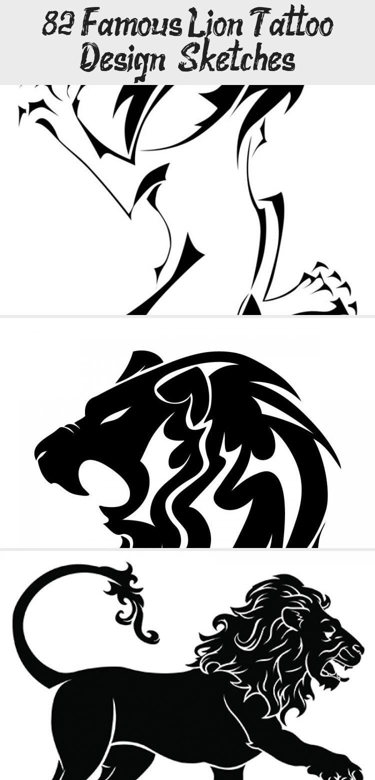 Photo of 82 Famous Lion Tattoo Design & Sketches – Best Tattoos