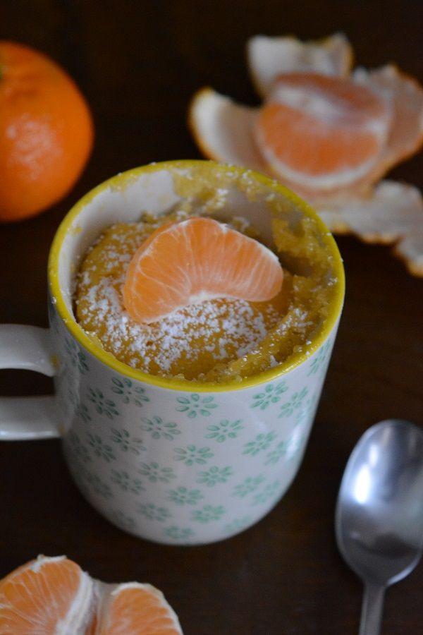 Mandarinen Tassenkuchen Backen Kuchen Pinterest