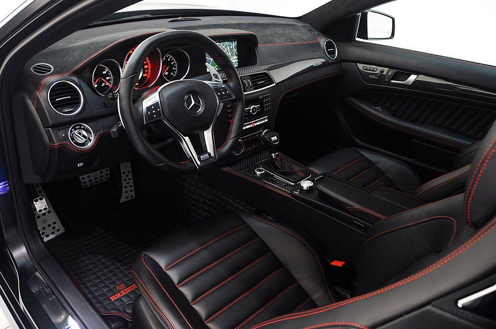 2012 Brabus Bullit 800 With Images Custom Car Interior