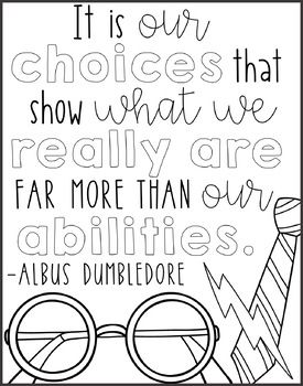 Harry Potter Coloring Sheets Harry Potter Coloring Pages Quote Coloring Pages Harry Potter Colors