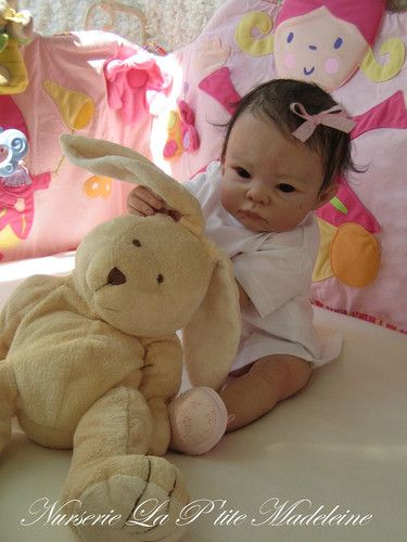 Mia Baby Bedroom Furniture: Details About *Mia* Baby Reborn Doll Kit Bethany Linda Murray