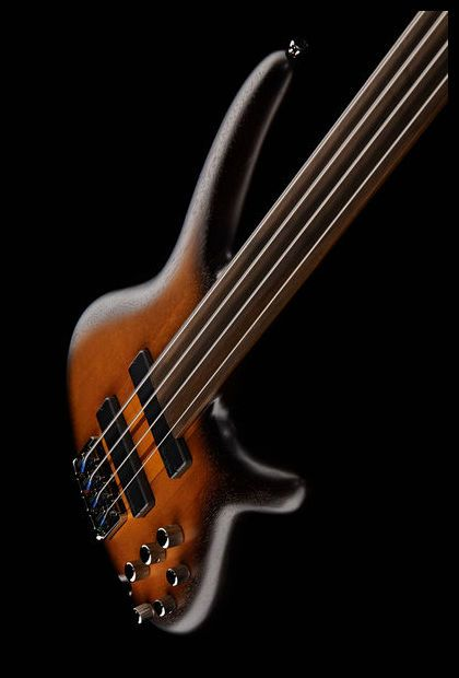 Ibanez SRF700-BBF - Thomann colour: Brown Burst Flat #guitar