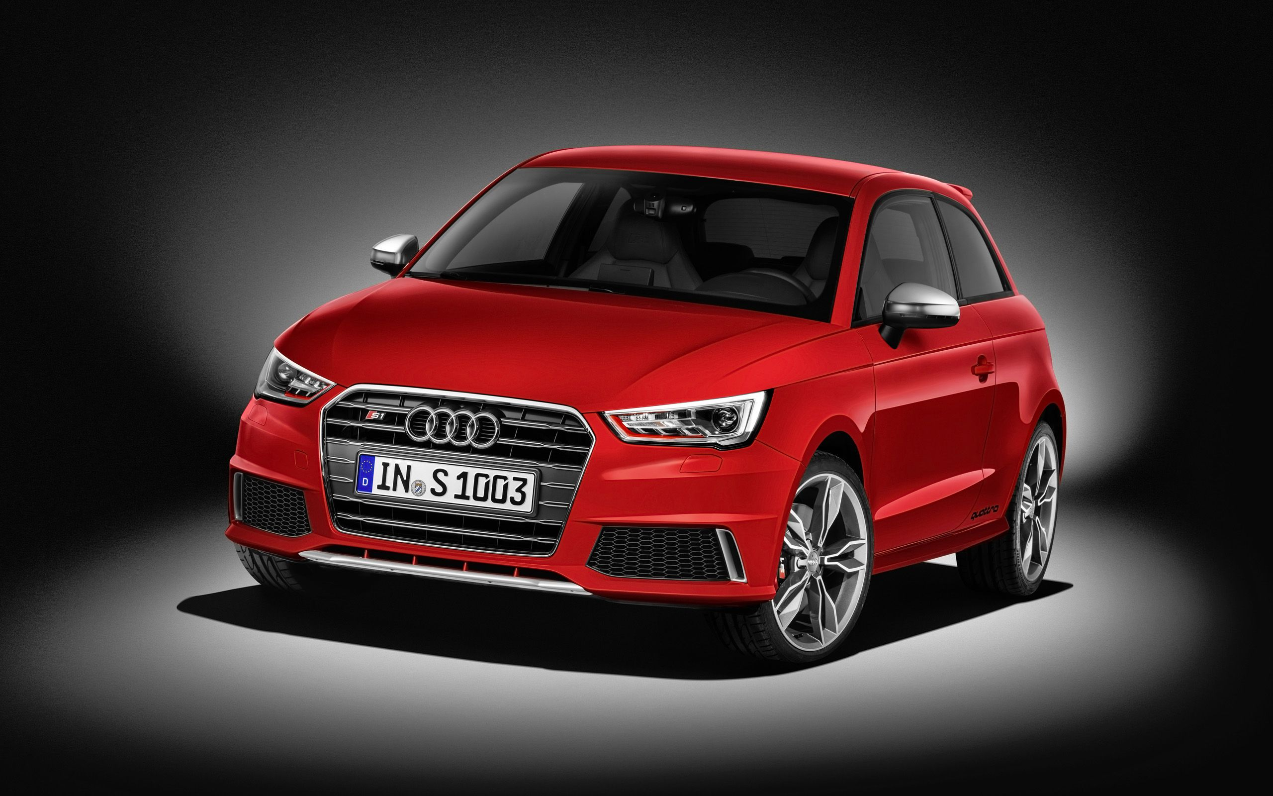 2014 Audi S1 Wallpaper Free Download. Resolution 2560x1600 px - GreatCarWallpaper ID 454