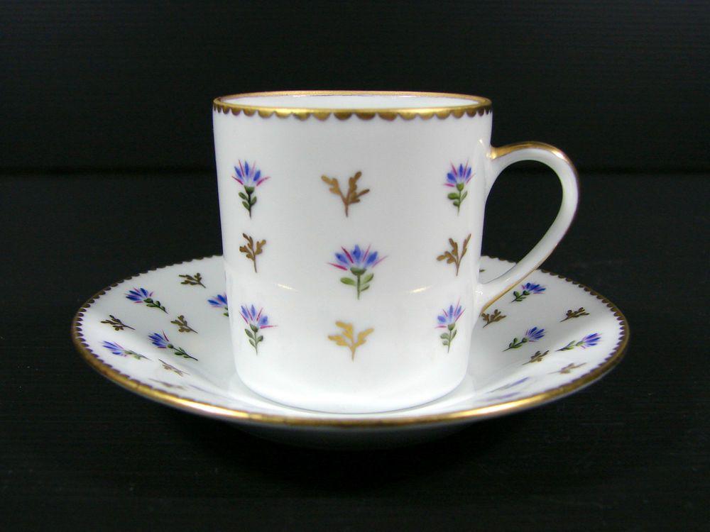 tasse sous tasse porcelaine nyon suisse decor barbeaux or sign nyon pinterest porcelain. Black Bedroom Furniture Sets. Home Design Ideas