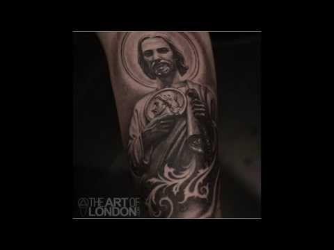 Tatuajes De San Judas Tadeo Historia Significados Tatuajes