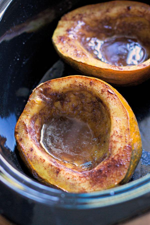 How To Make Acorn Squash Recipe Food Recipes Acorn Squash