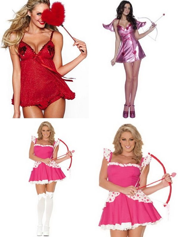 sexy valentines day costumes and outfits