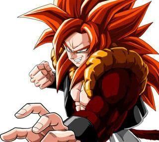 Gogeta Ss4 Dragon Ball Dragon Ball Gt Dragon Ball Z
