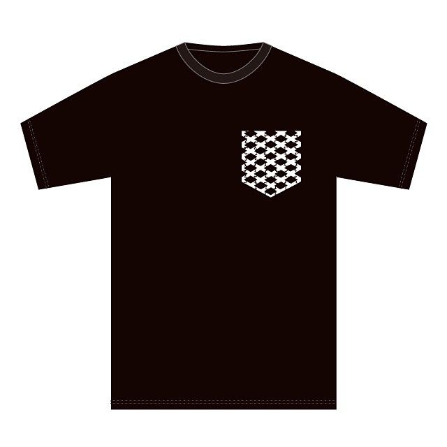 SUISAW WIRE MESH TEE.