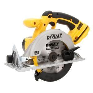 Dewalt 18 Volt Cordless 6 1 2 In 165mm Circular Saw Tool Only Dc390b At The Home Depot Cordless Circular Saw Saw Tool Circular Saw