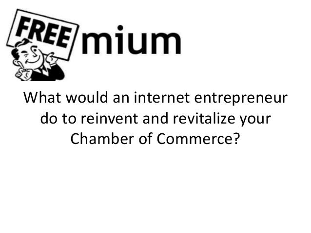 Chambers of Commerce and the Never Ending Tech Revolution