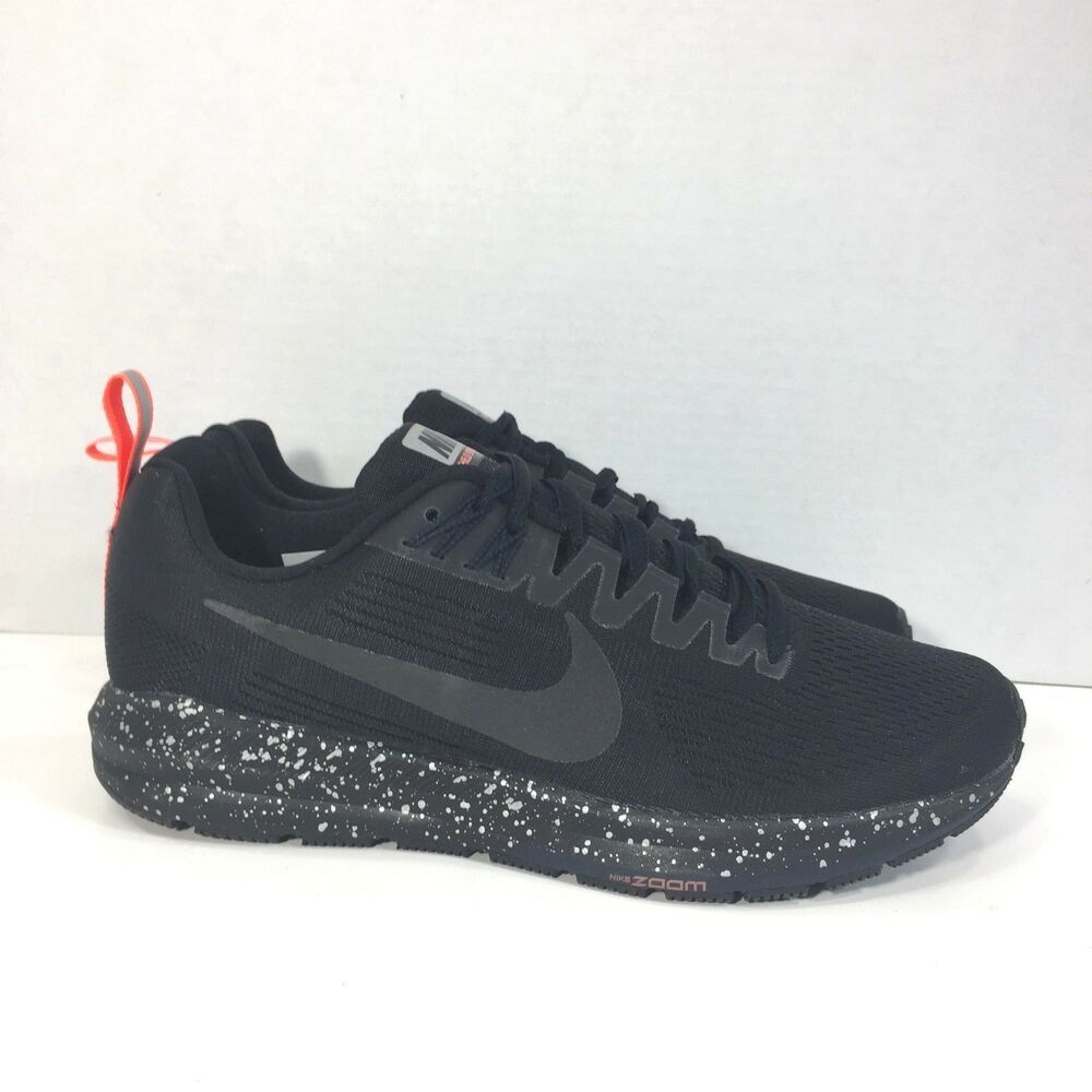 Nike Air Zoom Structure 21 Shield Running Shoe 907323 001