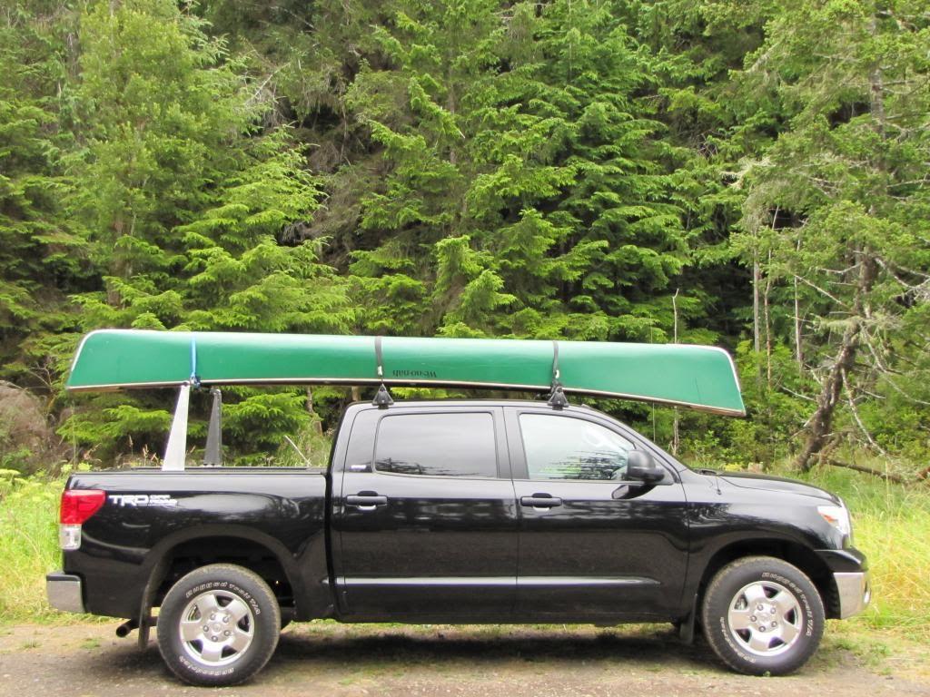 Truck cap or Thule Xsporter rack Toyota