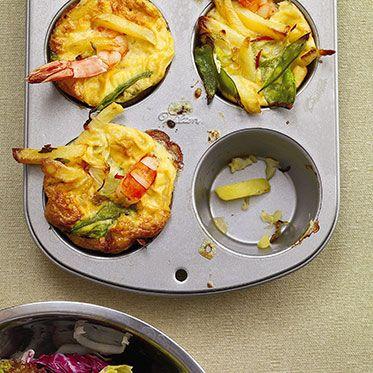 Tortillitas mit Garnelen Rezept | Küchengötter