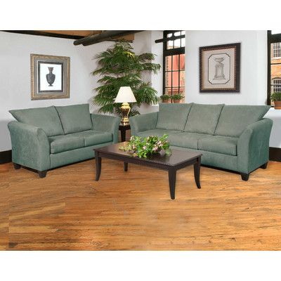 Serta Upholstery Living Room Collection | Wayfair~ Set In Mocha_observe  Furniture Pieces Also Add Two Part 42