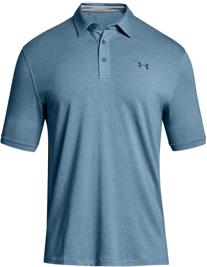 aa99a44b321bb Under Armour Men s Charged Cotton Scramble Golf Polo in 2018 ...