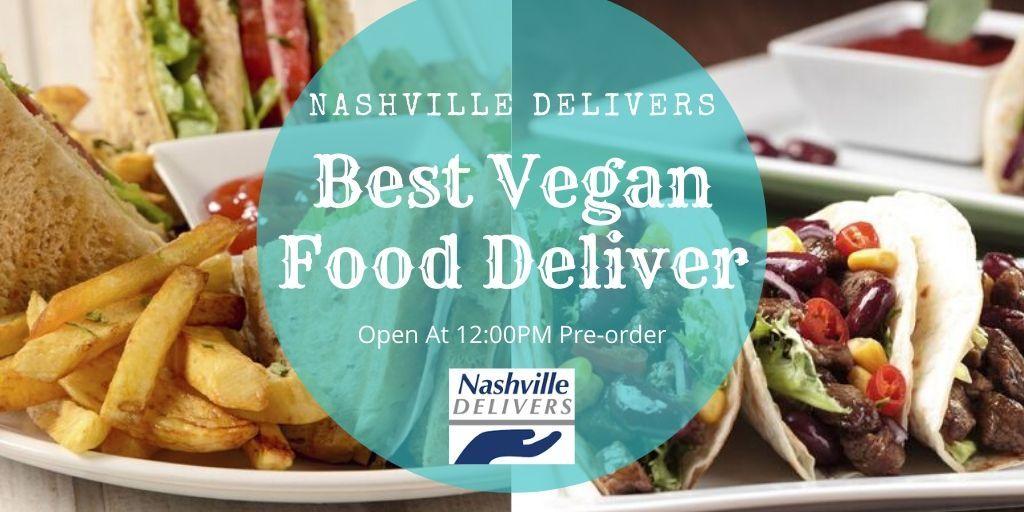 Best Vegan Food Deliver Service In 2020 Food Best Food Delivery Service Best Meal Delivery