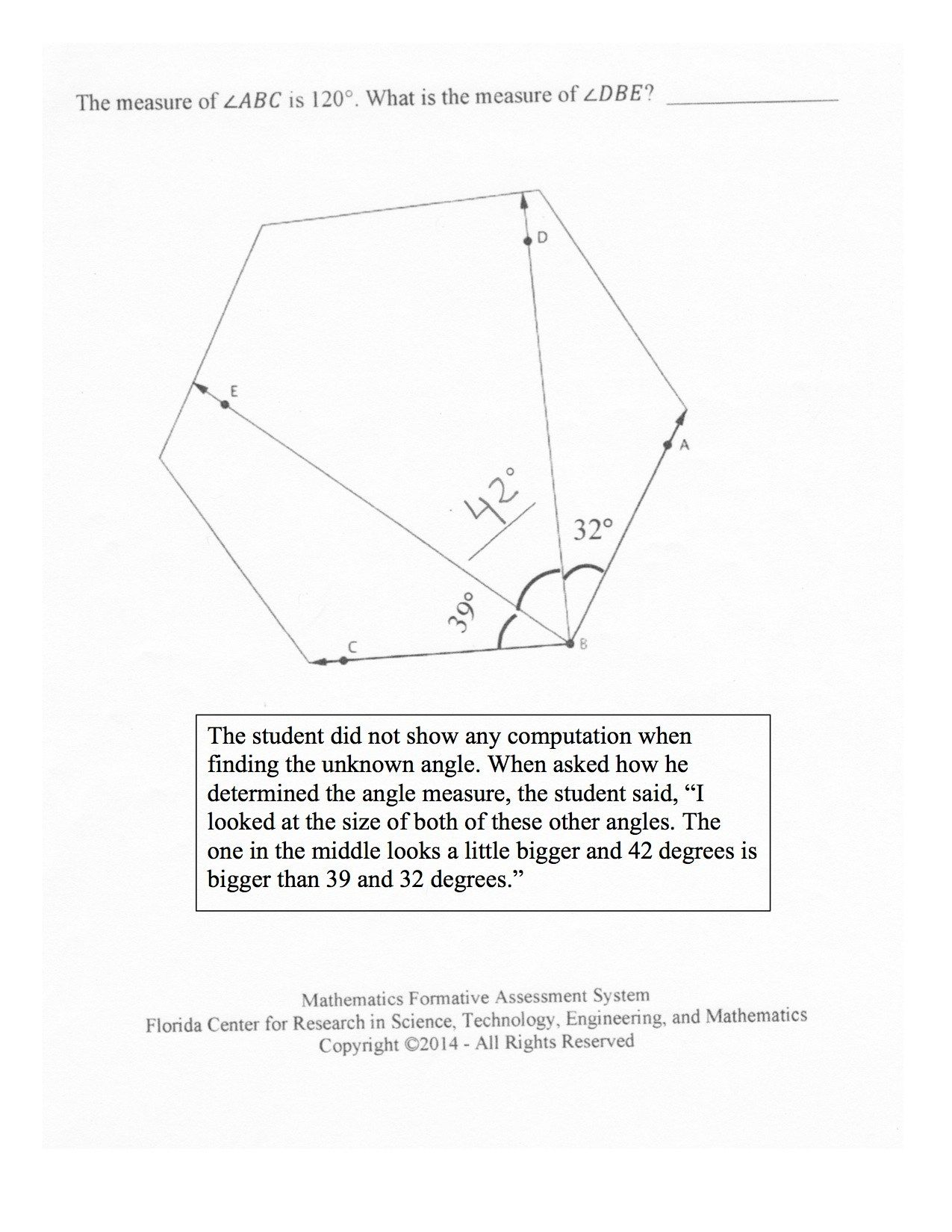 59 Measuring Angles Worksheet Graphics