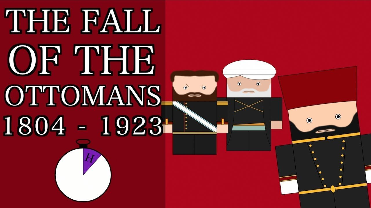 Ten Minute History The Fall Of The Ottoman Empire And The Birth Of The Balkans Short Documentary Youtube History Ottoman Empire Documentaries