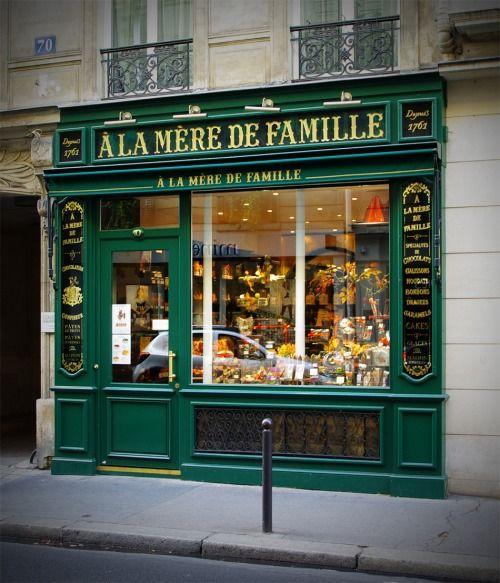 la m re de famille chocolatier 70 rue bonaparte paris 6e boutiques merceries laine. Black Bedroom Furniture Sets. Home Design Ideas