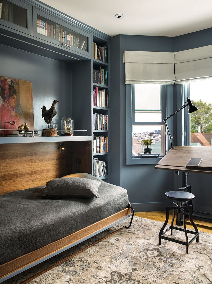 5 Modern Home Office Ideas Guest Bedroom Office Small Guest