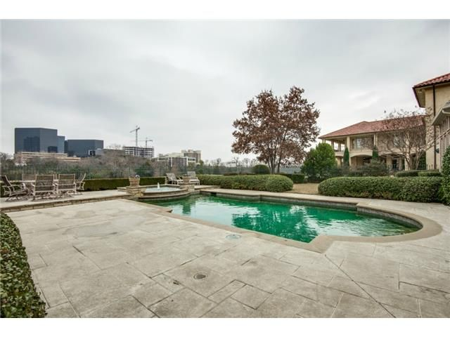 MLS# 13078782 - 12218 Creek Forest Drive, Dallas, TX 75230 - Gated Community Living