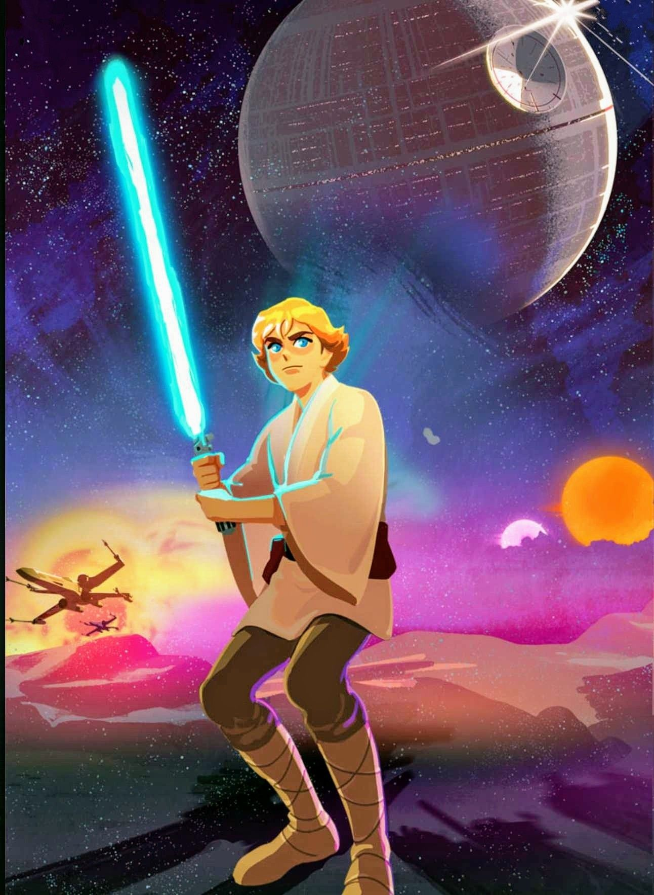 Cool Looking Artwork From The New Star Wars Animated Series Galaxy Of Adventures They Re Really Short Clips Star Wars Images Star Wars Art Star Wars Wallpaper