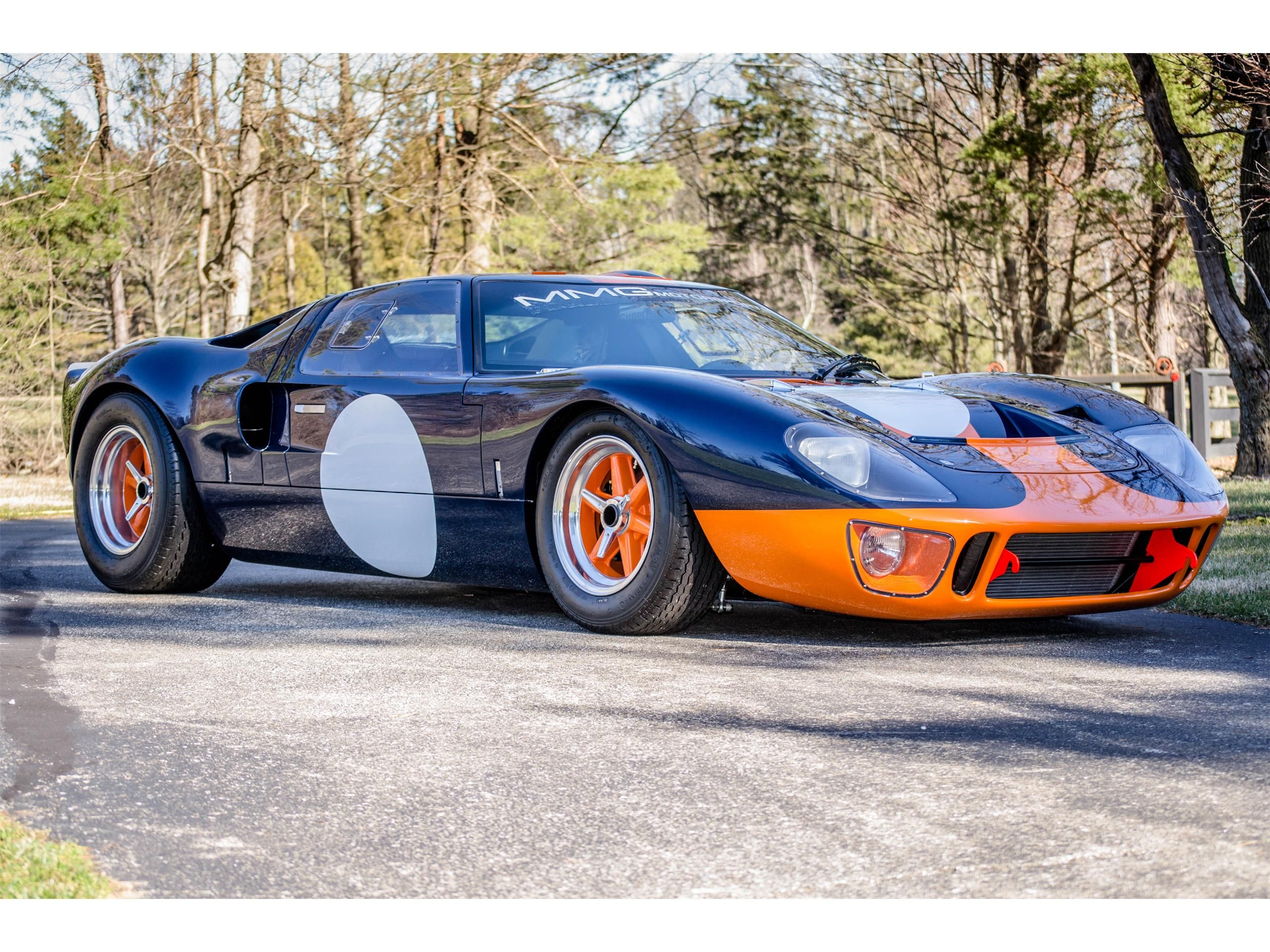 1966 Superformance Gt40 Located In Ohio Offered By Mansfield Motor Group For Sale Listing Id Cc 990577 Clas Ford Mustang Cobra Classic Cars Trucks Ford Gt