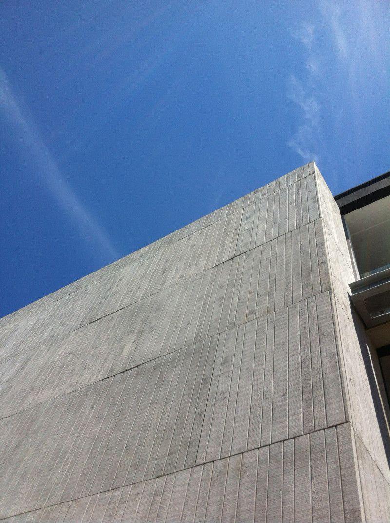Polished Concrete Facade