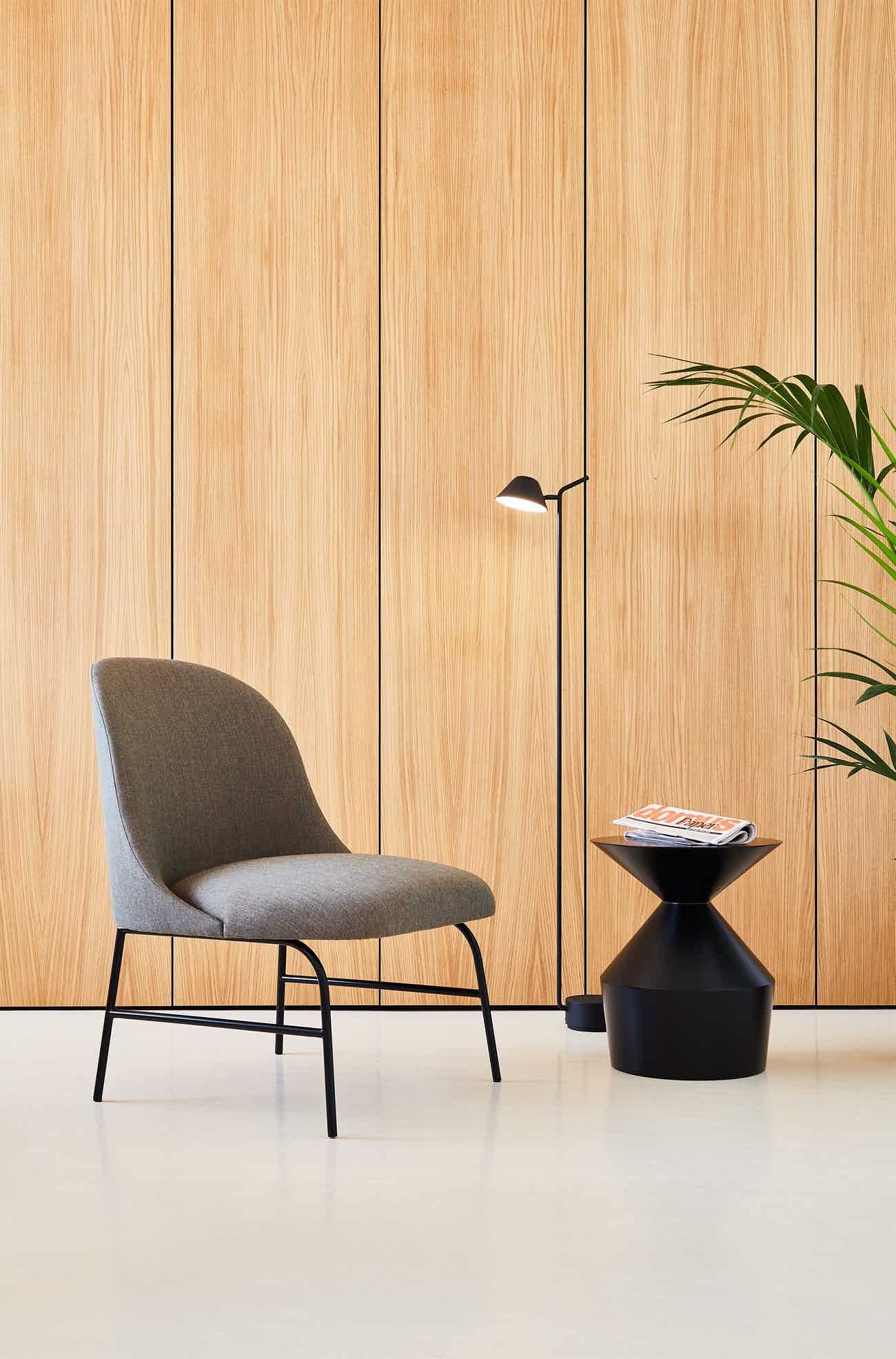 Tremendous Aleta Lounge Chair By Viccarbe Now Available At Haute Machost Co Dining Chair Design Ideas Machostcouk