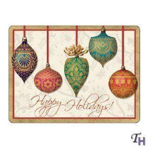 Housemodernize Com Christmas Placemats Placemats Hardboard Placemats