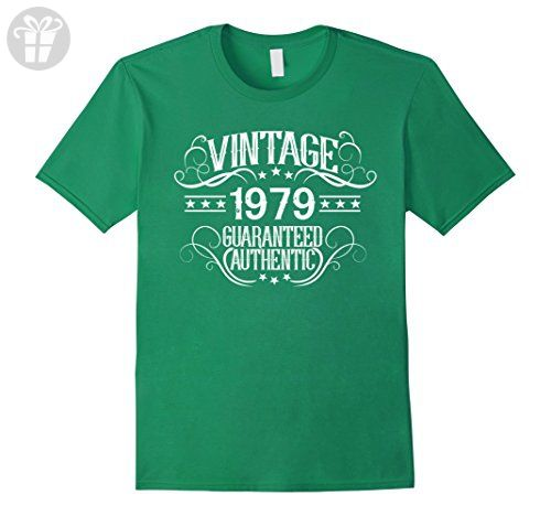 Mens Amazing T-Shirt For 38 Years Old. Best Birthday Gift. Medium Kelly Green - Birthday shirts (*Amazon Partner-Link)