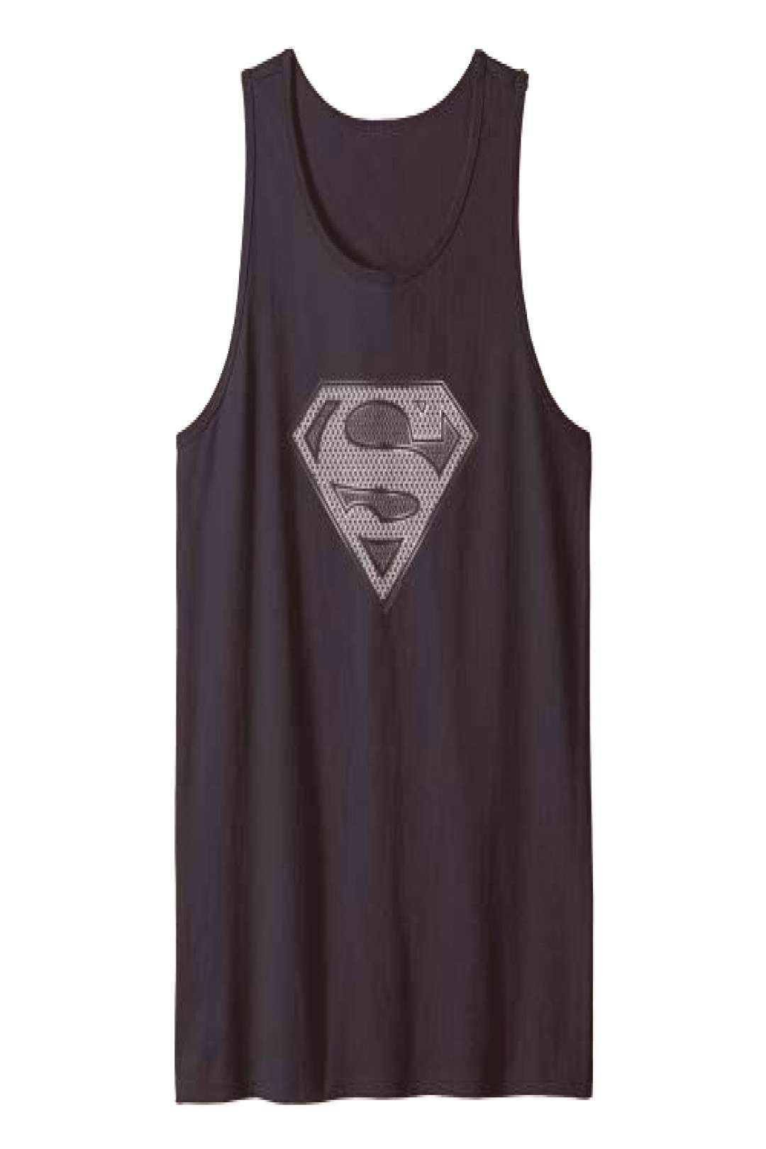 Superman Chainmail Tank Top -You can find Superman and more on our website.Superman Chainmail Tank