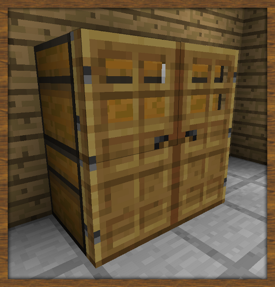How To Make A Closet In Minecraft Minecraft Room Minecraft Bedroom Minecraft Designs