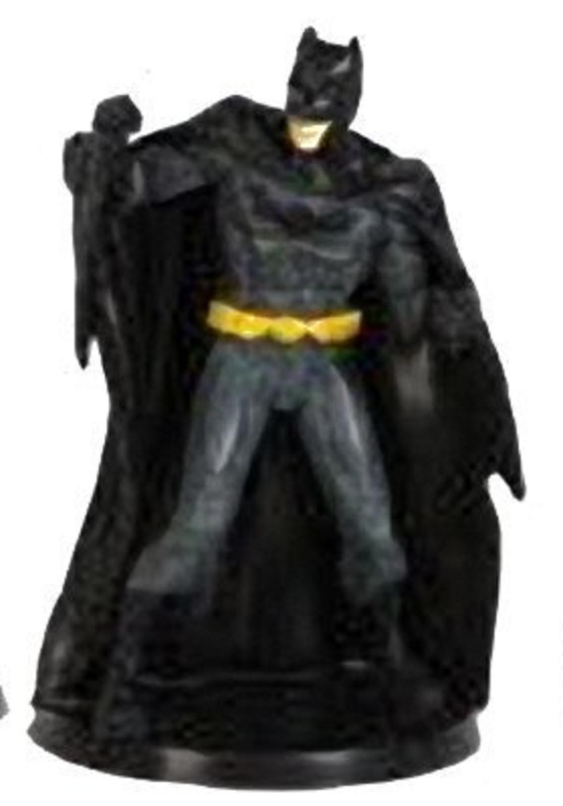 Details About Dc Comics Miniature Batman Superman Flash