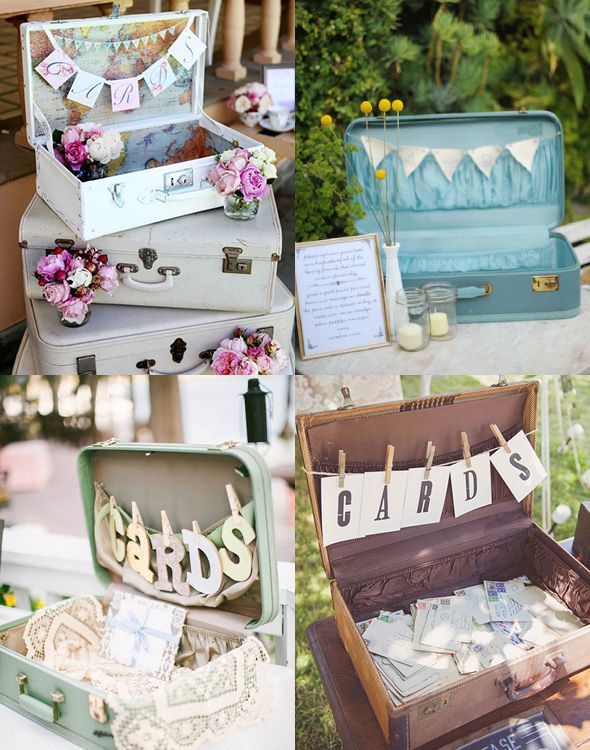 5 Wedding Wishing Well Ideas | The Koch Blog | Gifting: Baskets ...