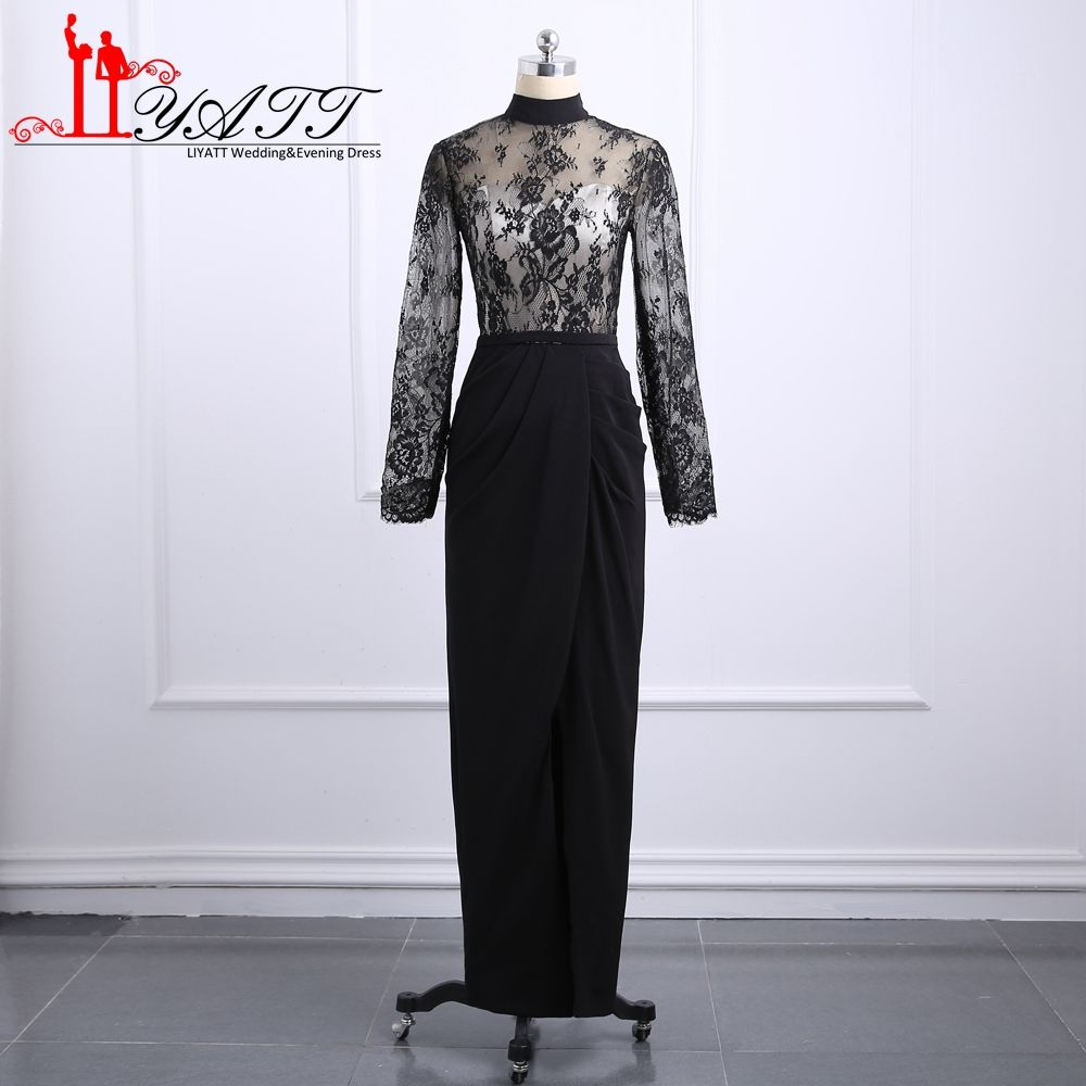 Click to buy ucuc saudi arabic evening dresses new sexy see