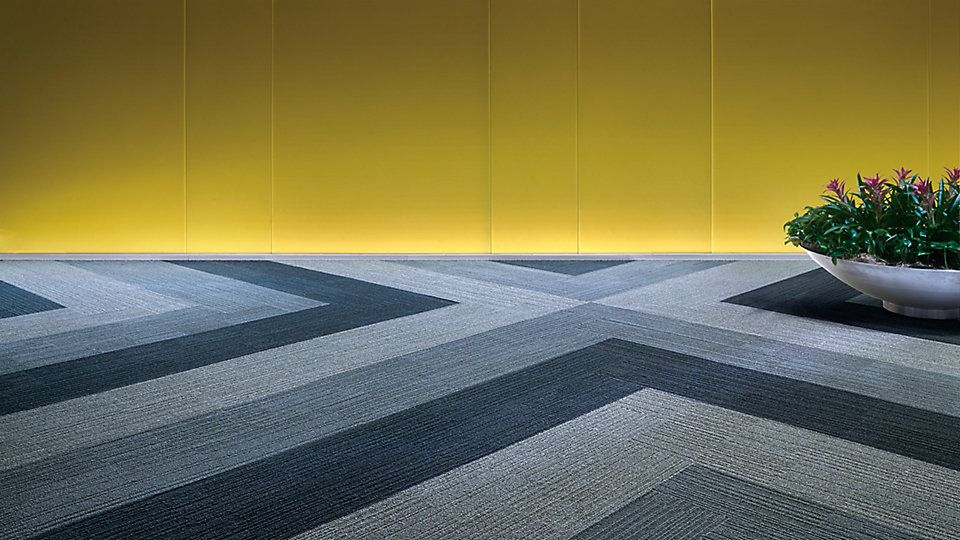 On Line Interface Carpet Tile Carpet Tiles Commercial Carpet Tiles Carpet Design