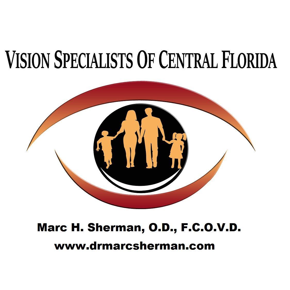 Marc H. Sherman, O.D. F.C.O.V.D. Logo Moving to florida
