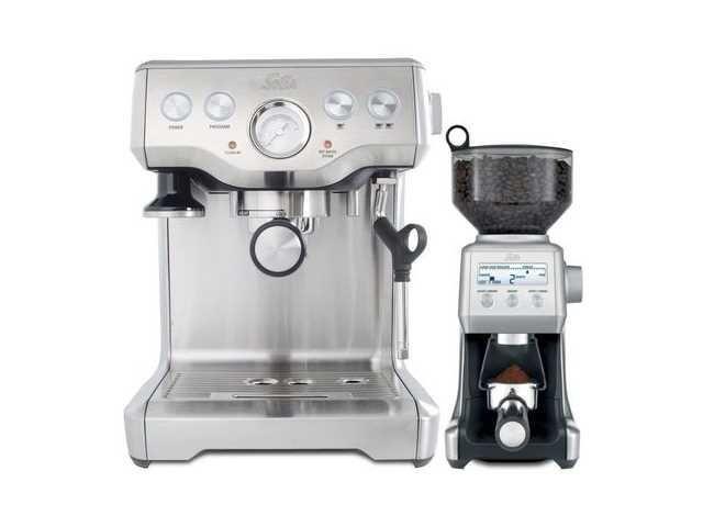 Solis Caffespresso Pro Incl. IQ Grinder  EUR 699.00  Meer informatie
