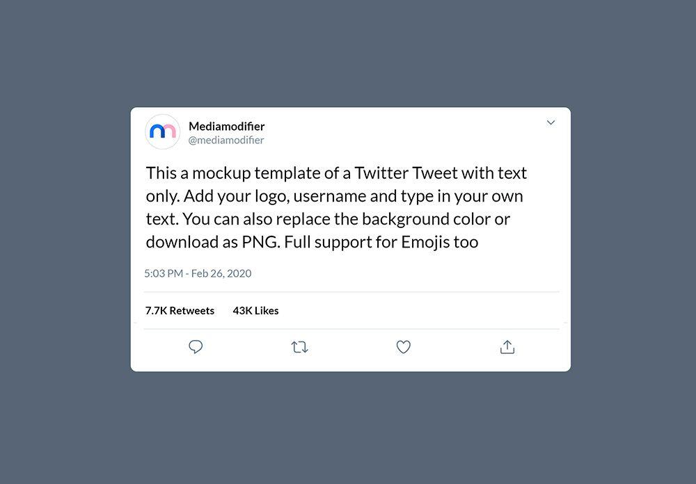 36 Best Instagram And Social Media Mockups For 2020 Mediamodifier Social Media Mockup Mockup Twitter
