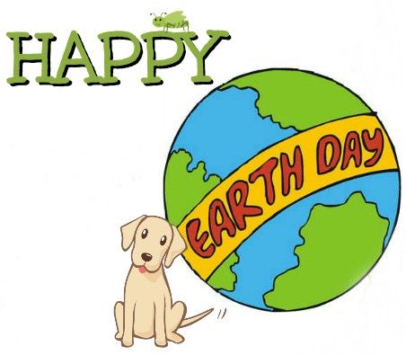 Image result for earth day with dogs