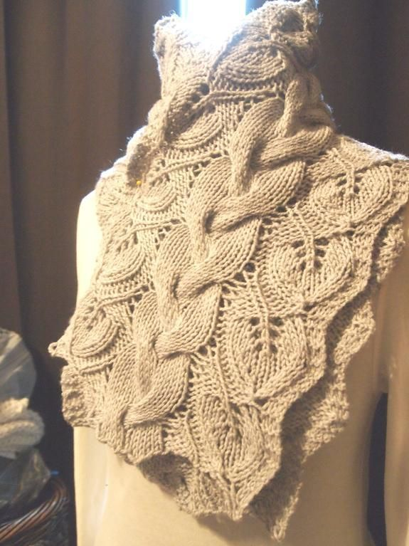 Cables with Cloudborn: 8 FREE Knitting Patterns | Getting Knitty ...