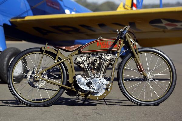 harley davidson 1923 two cam 8 valve factory board track racer