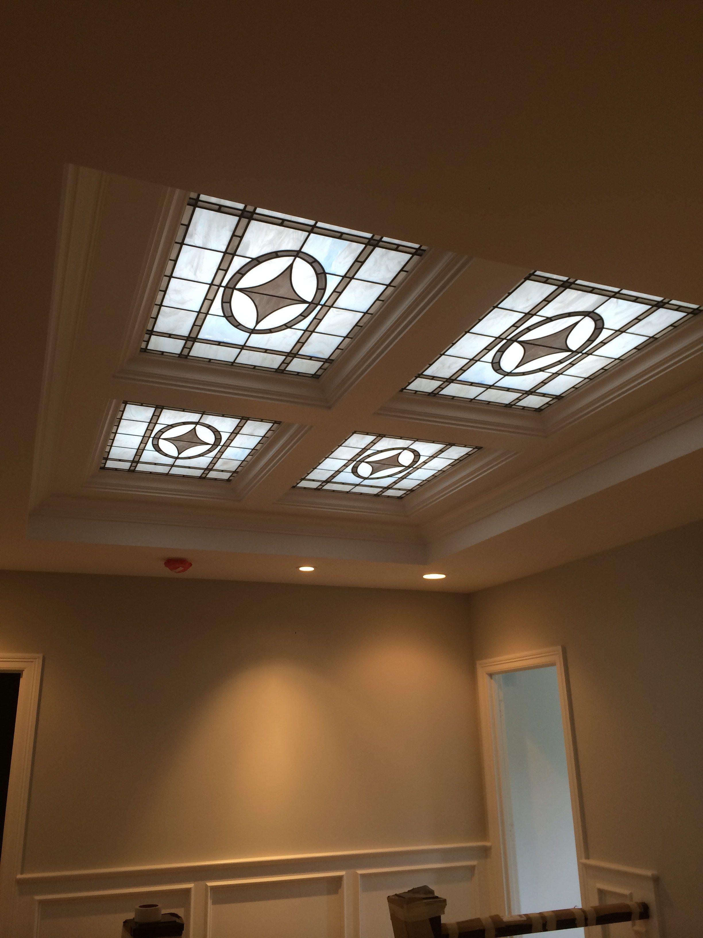 Diseño de interiores de techo Tragaluz claraboya exclusivo diseño ...