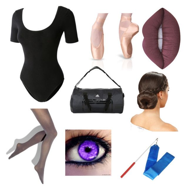 """Hetalia Gymnastics RP (Ainikka Väinämöinen)"" by aphavengers ❤ liked on Polyvore featuring LE3NO, Simply Vera, La Maison, Lime Crime and adidas"
