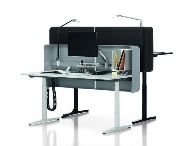An Ingenious Adjustable Desk That Could Extend Your Life Adjustable Desk Desk Adjustable Height Desk
