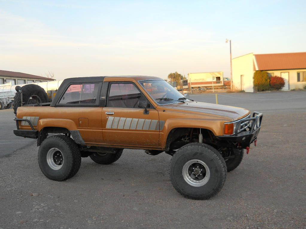 custom 1985 Toyota 4Runner